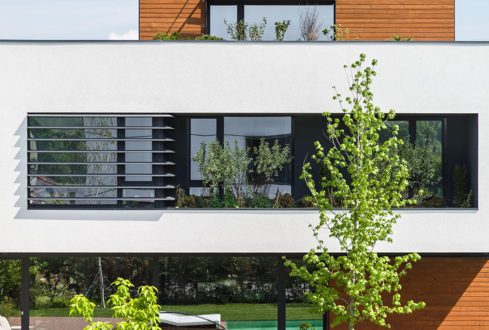 Proiect rezidential Amber Gardens